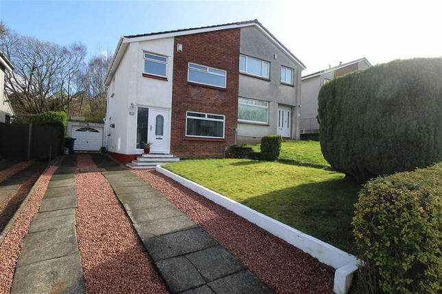 Thumbnail Semi-detached house for sale in Duthie Road, Gourock