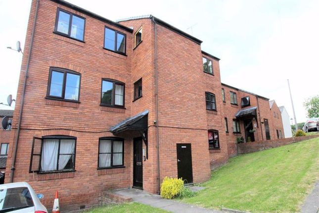 Thumbnail Flat for sale in St Marys Mews, Mold, Flintshire