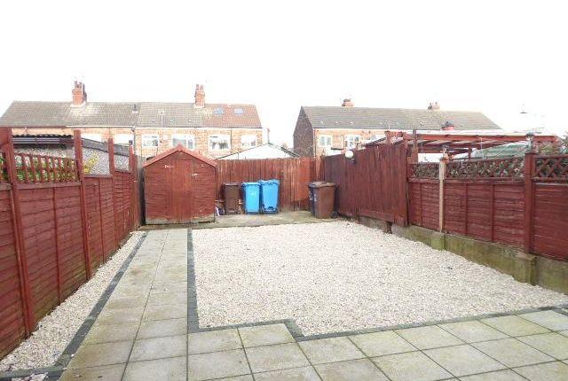 Rear Garden of Southcoates Lane, Hull HU9