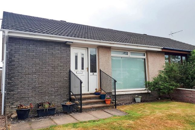 Thumbnail Semi-detached bungalow for sale in Earns Heugh Circle, Cove Bay