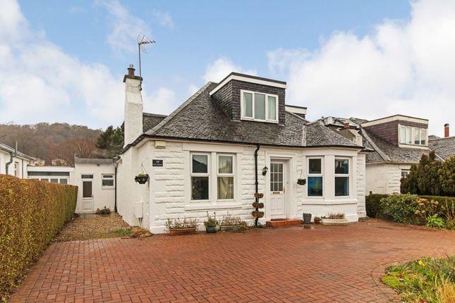 Thumbnail Detached bungalow for sale in 59 Craigcrook Avenue, Edinburgh