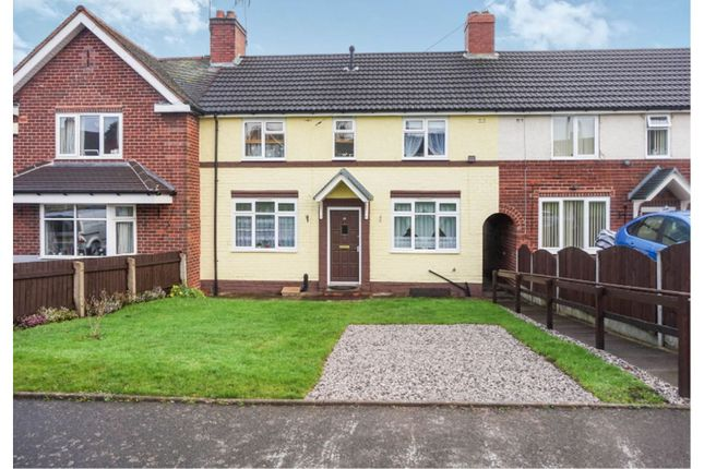 Thumbnail Terraced house for sale in Elizabeth Crescent, Oldbury