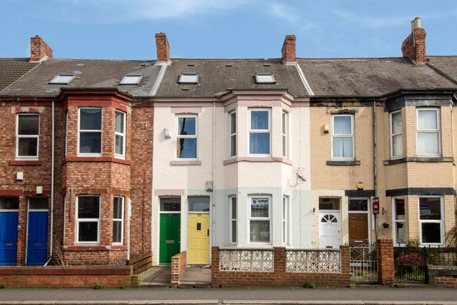 Thumbnail Maisonette for sale in Chillingham Road, Heaton, Newcastle Upon Tyne