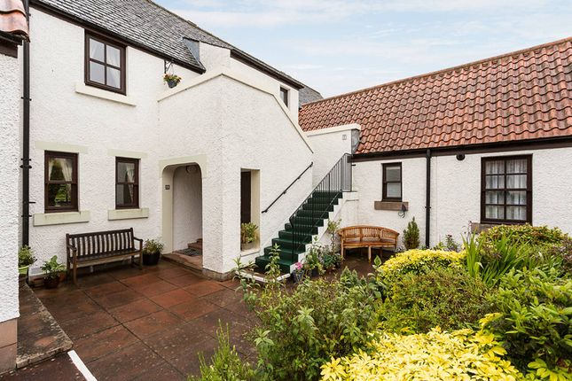Thumbnail Flat for sale in Telny Place, Aberdour, Fife