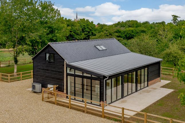 Thumbnail Detached house for sale in Thompsons Meadow, Guilden Morden, Herts