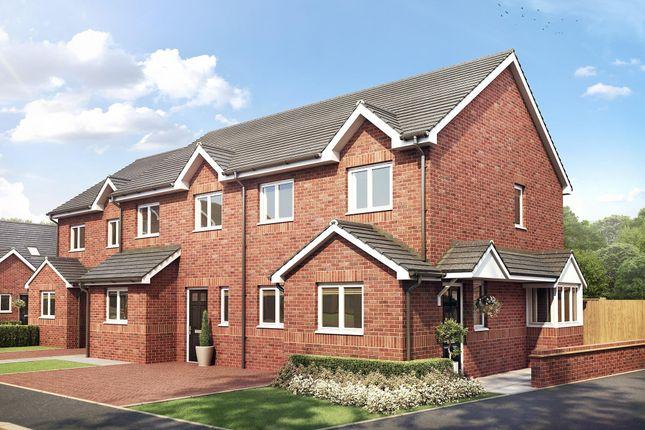 Thumbnail Semi-detached house to rent in Brierley Lane, Bilston