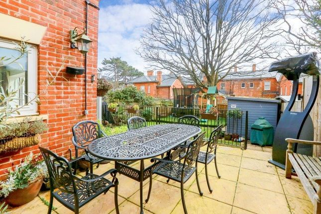 Thumbnail Semi-detached house to rent in Albuhera Mews, Mill Hill