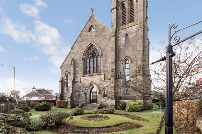 Thumbnail Flat for sale in Church Buildings, South Street, Milnathort