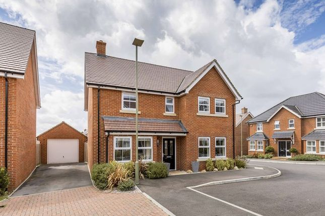 Thumbnail Detached house for sale in Lapwing Close, Emsworth
