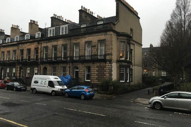 Thumbnail Parking/garage to rent in Manor Place, Edinburgh