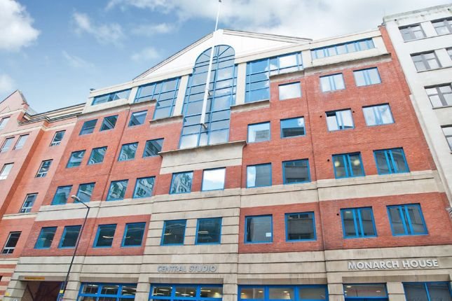 Thumbnail Office to let in Monarch House, Queen Charlotte Street, 4Ex, Bristol
