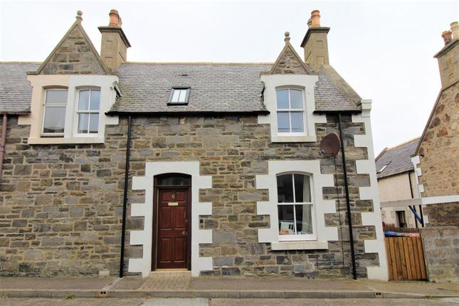 Front Exterior of North Blantyre Street, Findochty AB56