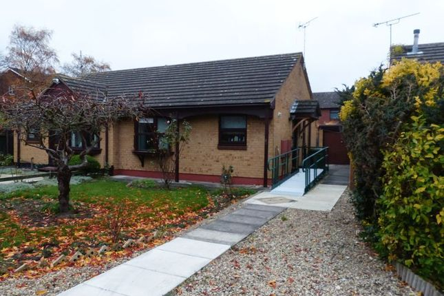 Thumbnail Bungalow for sale in St. Catherines Court, Lincoln
