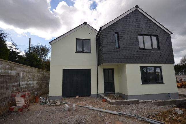 Thumbnail Detached house for sale in Boundary Row, Trewirgie Hill, Redruth