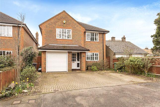 Thumbnail Detached house for sale in Kipling Way, Harpenden, Hertfordshire