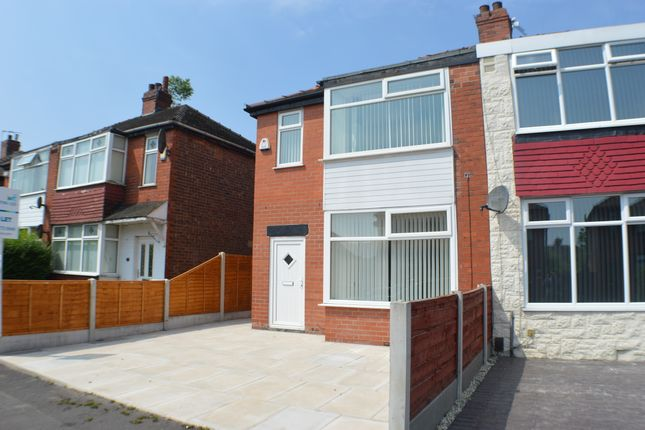 Thumbnail Semi-detached house to rent in Welbeck Avenue, Oldham