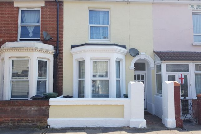 5 bed terraced house to rent in Margate Road, Southsea PO5