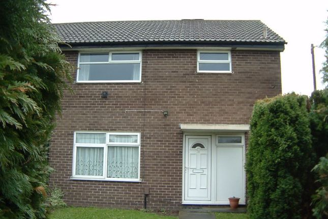 Thumbnail End terrace house to rent in Gamble Hill Drive, Bramley, Leeds, West Yorkshire