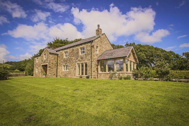 Thumbnail Detached house for sale in Huntingdon Hall Lane, Dutton, Preston