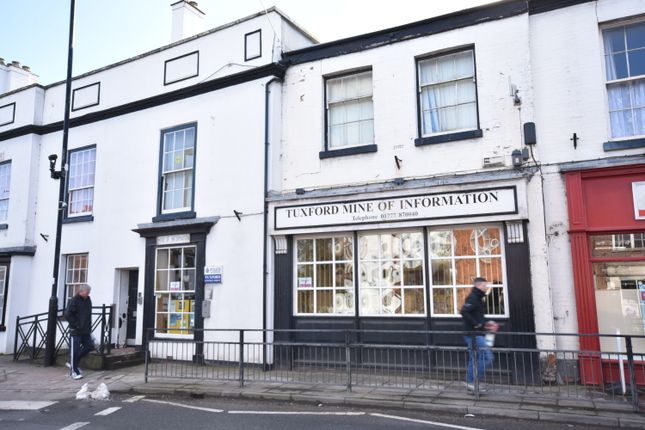 Thumbnail Office for sale in Market Place, Tuxford