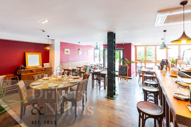Thumbnail Restaurant/cafe to let in Park Road, London