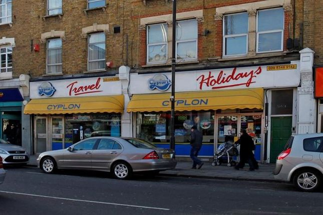 Thumbnail Retail premises to let in 561-563 Green Lanes, Harringay, London