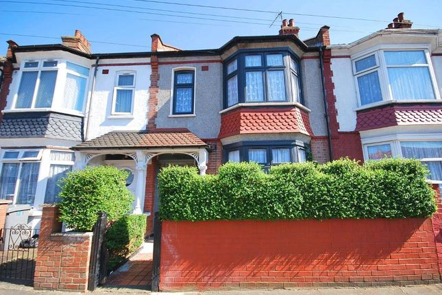 Thumbnail Terraced house for sale in Clayton Avenue, Wembley, Middlesex