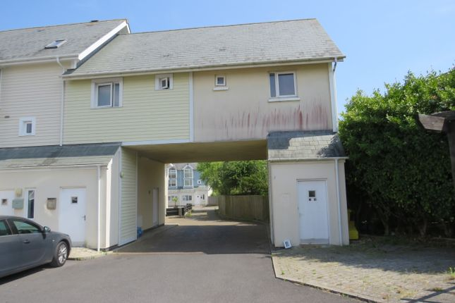 Thumbnail Flat for sale in Pentre Nicklaus, Llanelli