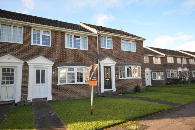 Thumbnail Terraced house to rent in Maple Way, Gillingham