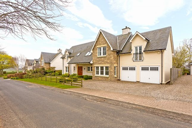 Thumbnail Detached house for sale in Flocklones, Invergowrie, Dundee, Angus
