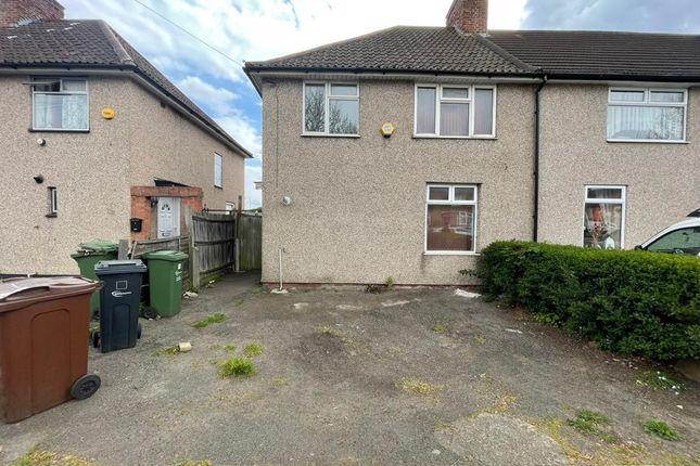 Thumbnail Terraced house to rent in Wood Lane, Dagenham