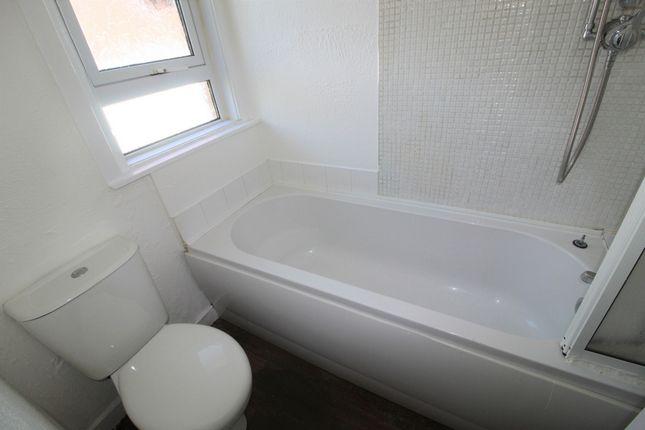 Bathroom of Bowes Rigg, Stewarton KA3
