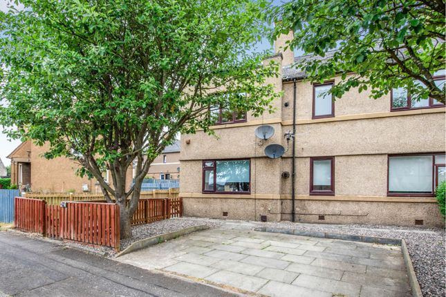 3 bed flat for sale in Logie Place, Dunfermline KY12