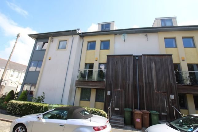 Thumbnail Terraced house to rent in Trelorrin Gardens, Plymouth