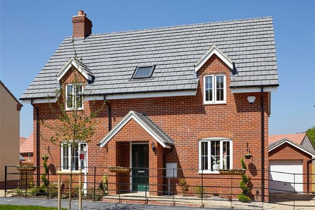 Thumbnail Detached house for sale in Whittington Crescent, Wantage