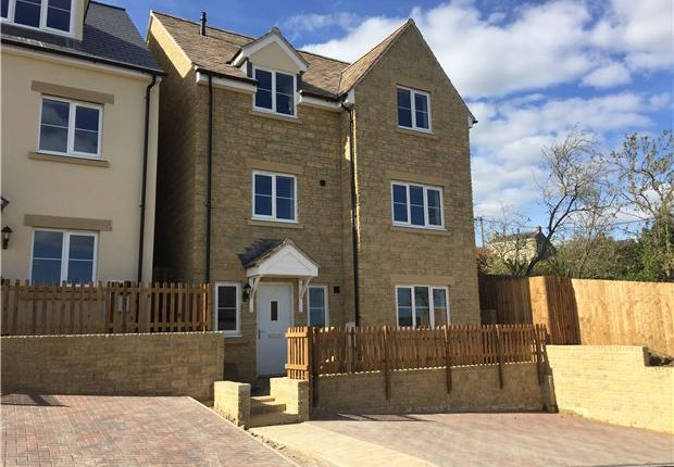 Thumbnail Detached house for sale in Plot 13, Blenheim Rise - The Woodchester, Blenheim Rise, Randwick, Stroud, Glos