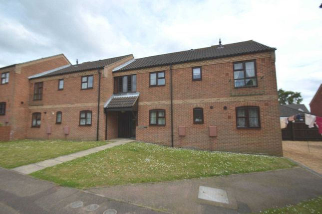 Thumbnail Flat for sale in Rowan Court, New Costessey, Norwich