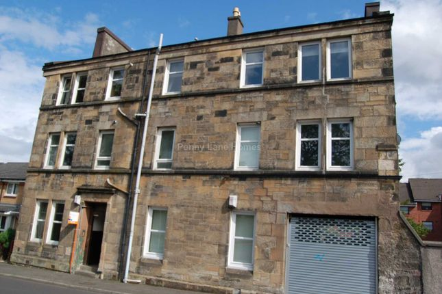 Thumbnail Block of flats for sale in Collier Street, Johnstone