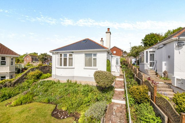 Thumbnail Detached bungalow for sale in Windsor Close, Torquay