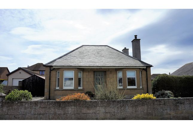 Thumbnail Detached bungalow for sale in Farquhar Street, Elgin