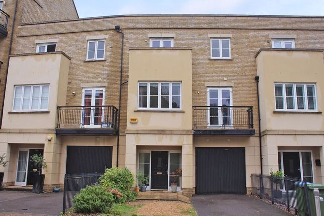 Thumbnail Terraced house for sale in Providence Park, Southampton