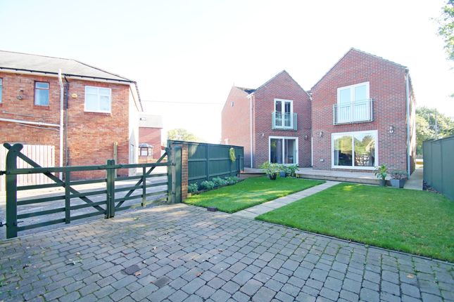 Thumbnail Detached house for sale in Hallgarth View, High Pittington, Durham