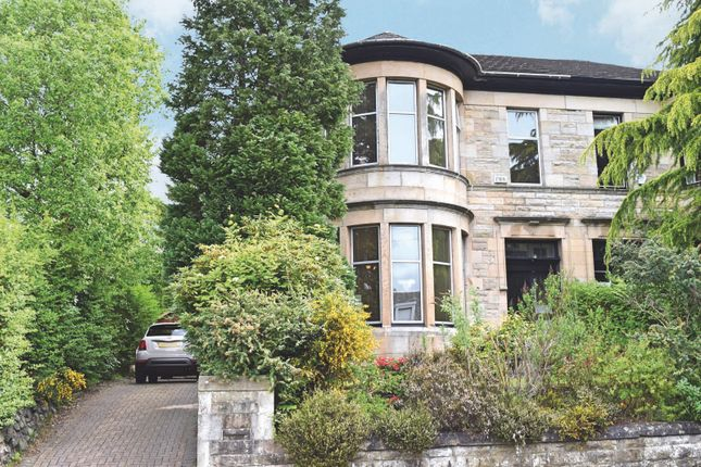 4 bed semi-detached house for sale in Wykeham Road, Scotstounhill