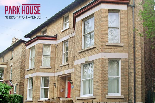 Thumbnail Flat to rent in Brompton Avenue, Sefton Park, Liverpool