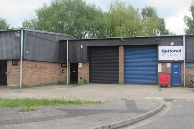 Thumbnail Warehouse to let in Unit 14, Wainer Close, Lincoln, Lincolnshire