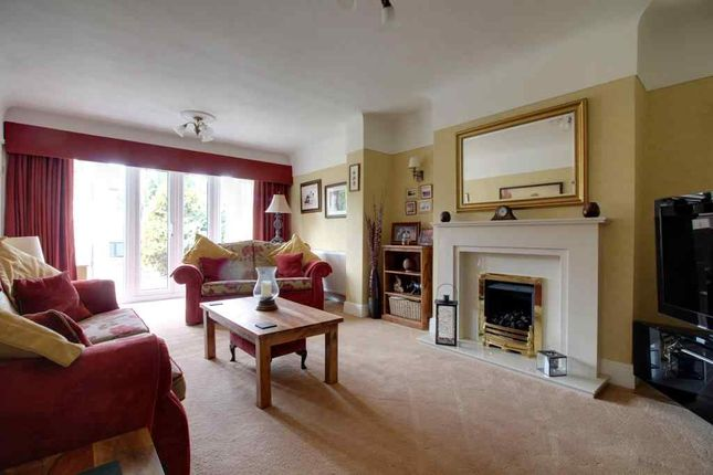Living Room of Rostron Crescent, Formby, Liverpool L37
