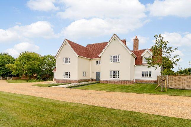 Thumbnail Detached house for sale in New House Lane, Ashdon, Saffron Walden