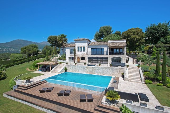Thumbnail Villa for sale in La Colle Sur Loup, French Riviera, France