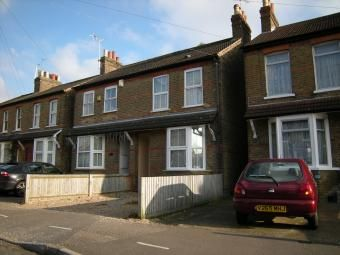 Thumbnail Semi-detached house to rent in Bridge Road, Uxbridge, Uxbridge