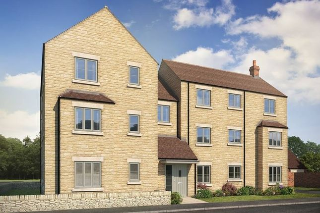 "Thumbnail Flat for sale in ""Ground Floor Apartment - P28"" at Todenham Road, Moreton-In-Marsh"